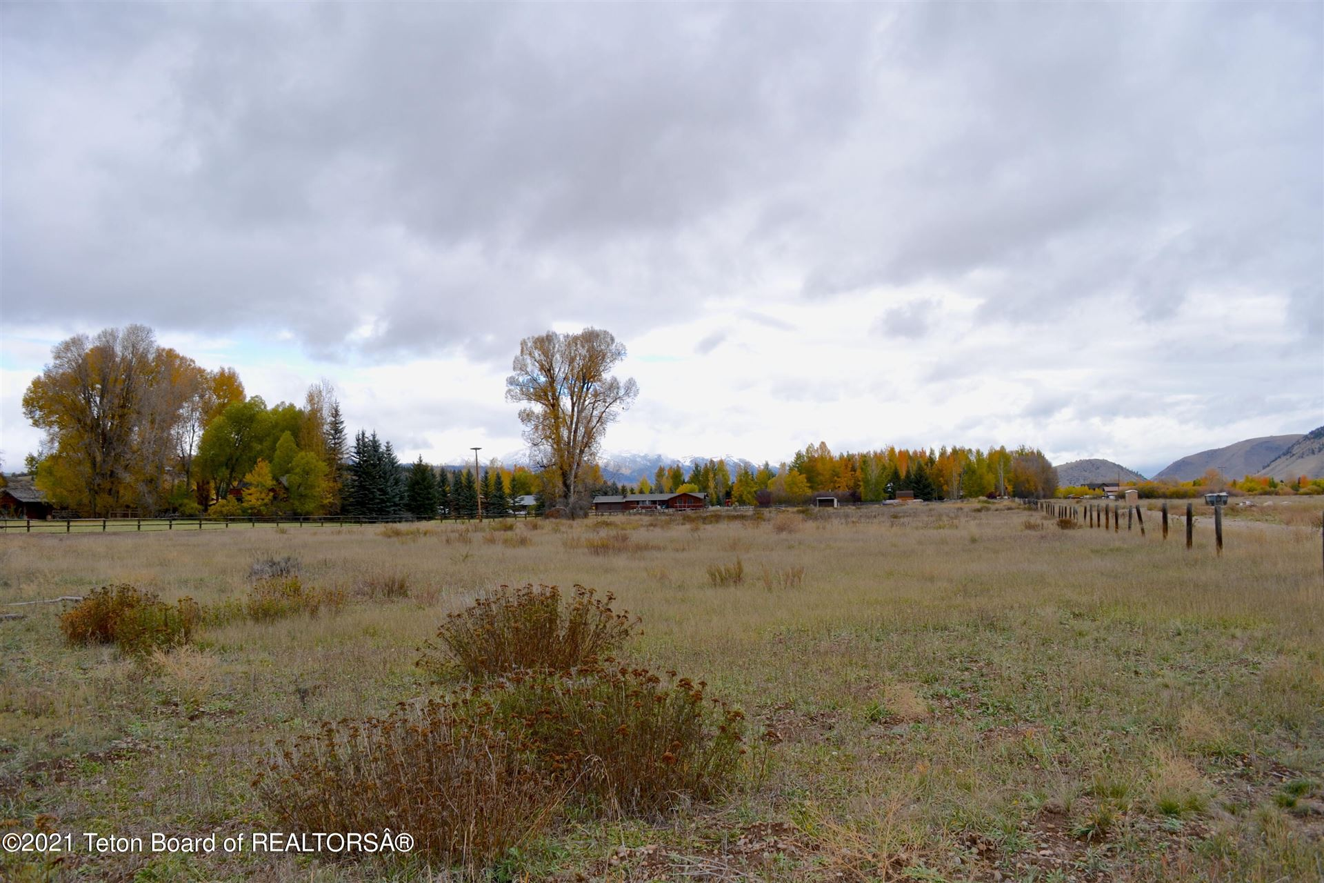 Photo for 4450 S SOUTH PARK LOOP ROAD, Jackson, WY 83001 (MLS # 21-3576)