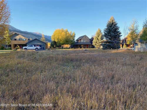 Photo of 5220 W INDIAN VIEW LANE, Wilson, WY 83014 (MLS # 21-3592)