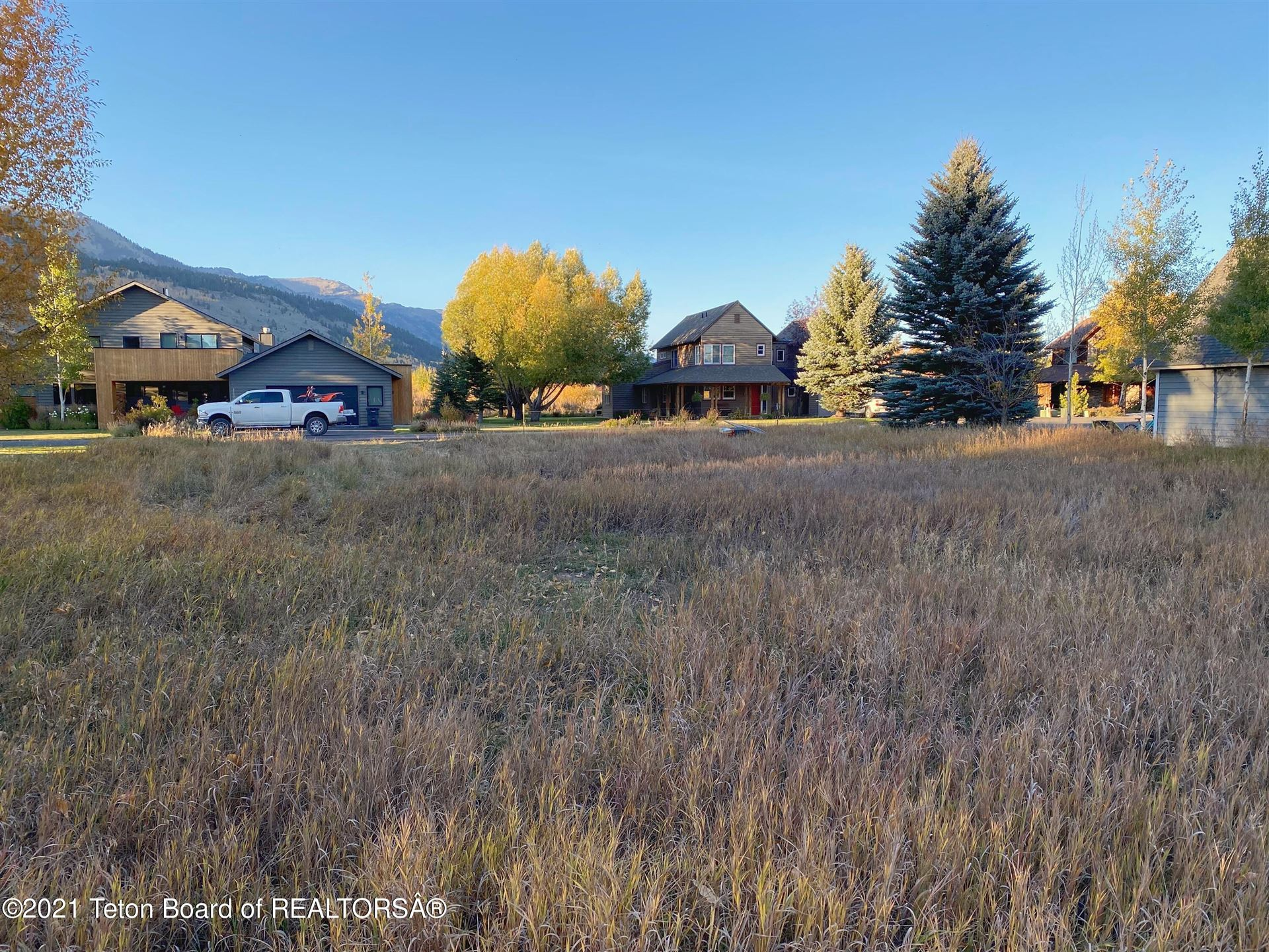 Photo for 5220 W INDIAN VIEW LANE, Wilson, WY 83014 (MLS # 21-3592)