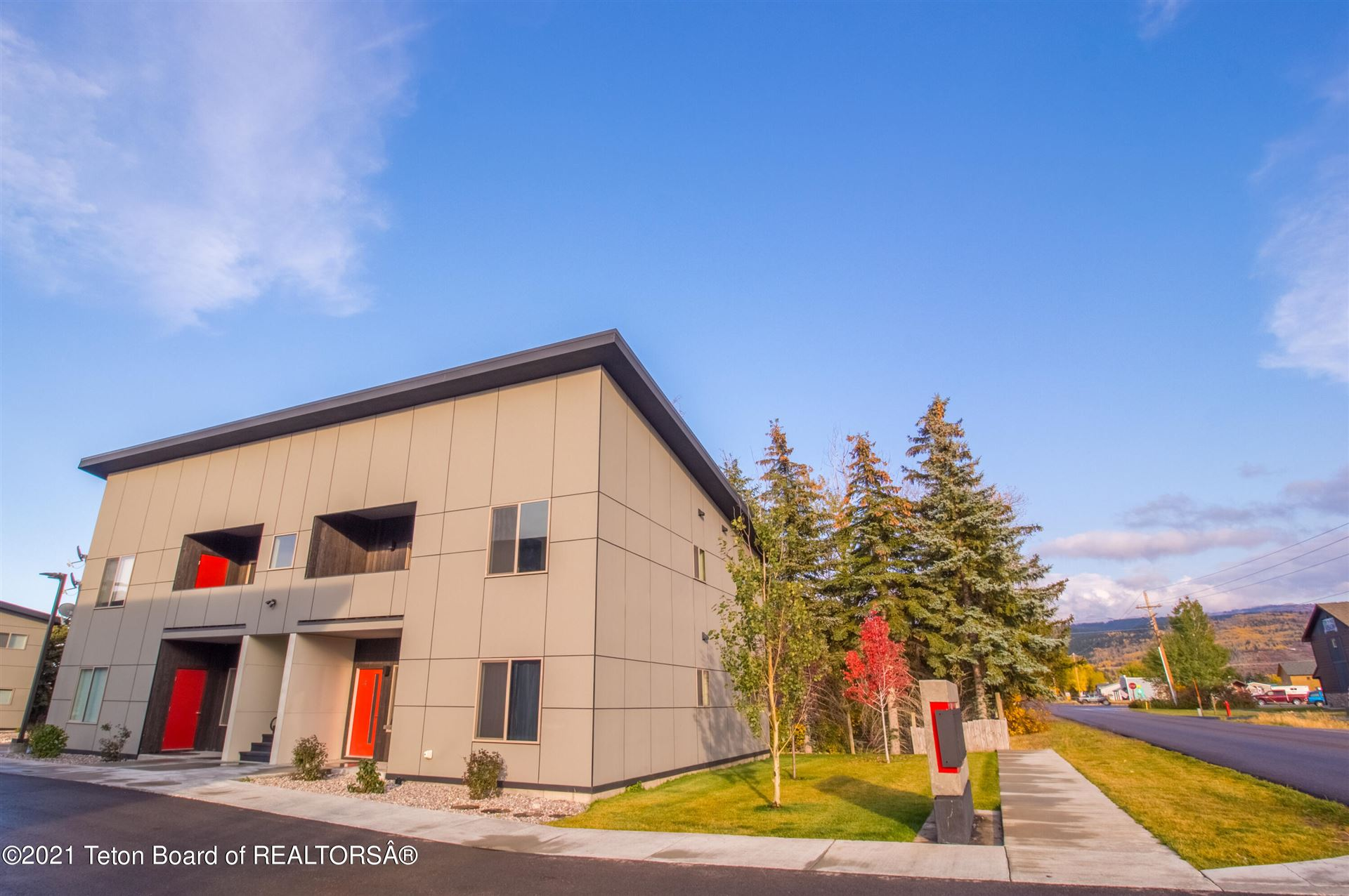 Photo for 47 CEDRON RD #16, Victor, ID 83455 (MLS # 21-3593)