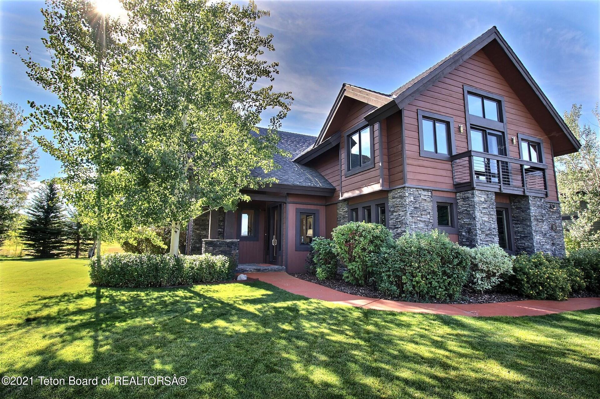 Photo for 19 Cold Springs Ln, Victor, ID 83455 (MLS # 21-3600)