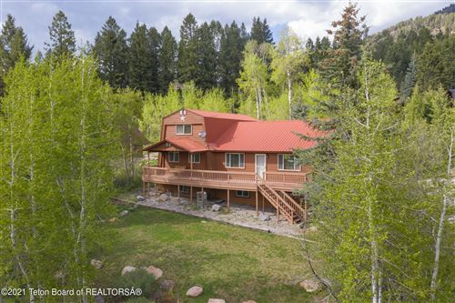 Photo of 23 BLACKWOOD DR, Star Valley Ranch, WY 83127 (MLS # 21-1603)
