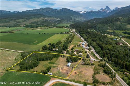 Photo of 205 ALTA NORTH ROAD, Alta, WY 83414 (MLS # 21-2618)