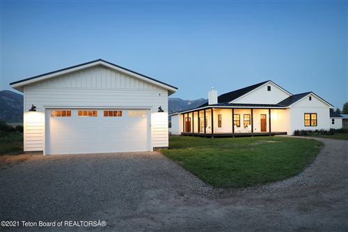 Photo of 4326 STATE LINE RD, Freedom, WY 83120 (MLS # 21-2633)