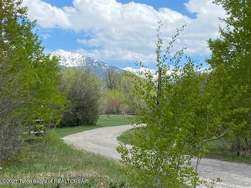 Photo of 530 W WEST ALTA SKI HILL ROAD, Alta, WY 83414 (MLS # 21-1687)
