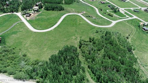 Photo of 70 & 71 TRAIL RIDGE RD, Alpine, WY 83128 (MLS # 21-698)