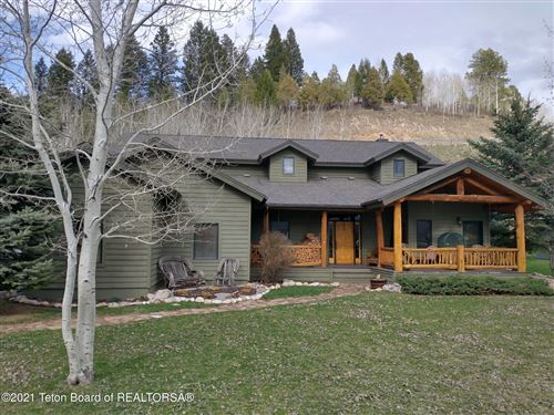 Photo of 236 MEADOW RIDGE RD, Alpine, WY 83128 (MLS # 21-739)