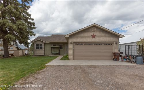 Photo of 57 W 3RD AVE, Afton, WY 83110 (MLS # 21-1770)