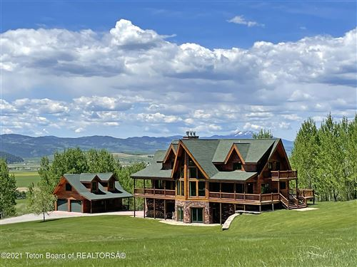 Photo of 225 GOLDEN EAGLE WAY, Bedford, WY 83112 (MLS # 20-2822)