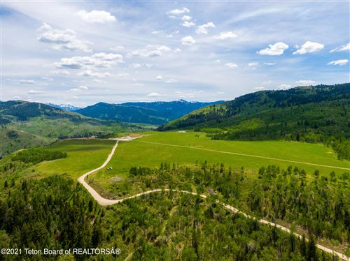 Photo of 8810 S ROSS PLATEAU ROAD, Jackson, WY 83001 (MLS # 21-1881)