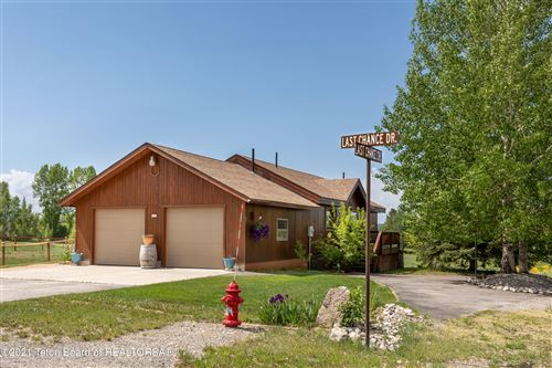 Photo of 11 LAST CHANCE CIR, Star Valley Ranch, WY 83127 (MLS # 21-1939)