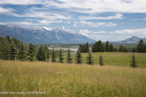 Photo of 4970/4980 W RIVERVIEW DR, Wilson, WY 83014 (MLS # 21-2977)