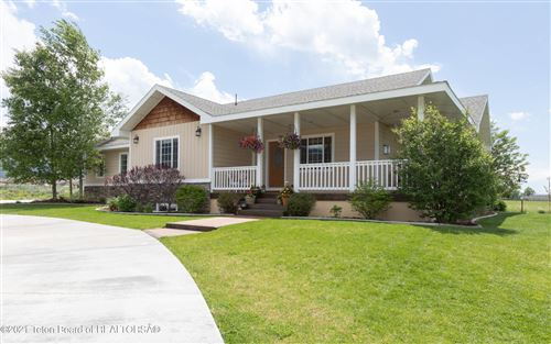 Photo of 171 TUMBLEWEED LN, Star Valley Ranch, WY 83127 (MLS # 21-1982)