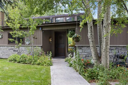 Photo of 3905 S STORAGE STABLES DRIVE, Jackson, WY 83001 (MLS # 21-1995)