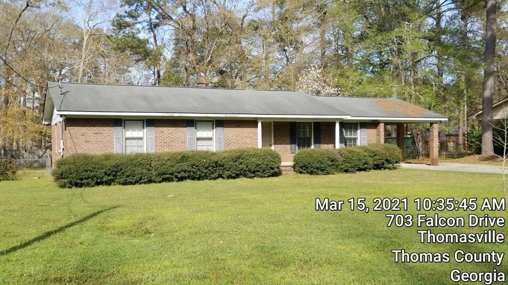 703 Falcon Drive, Thomasville, GA 31792 - MLS#: 917110