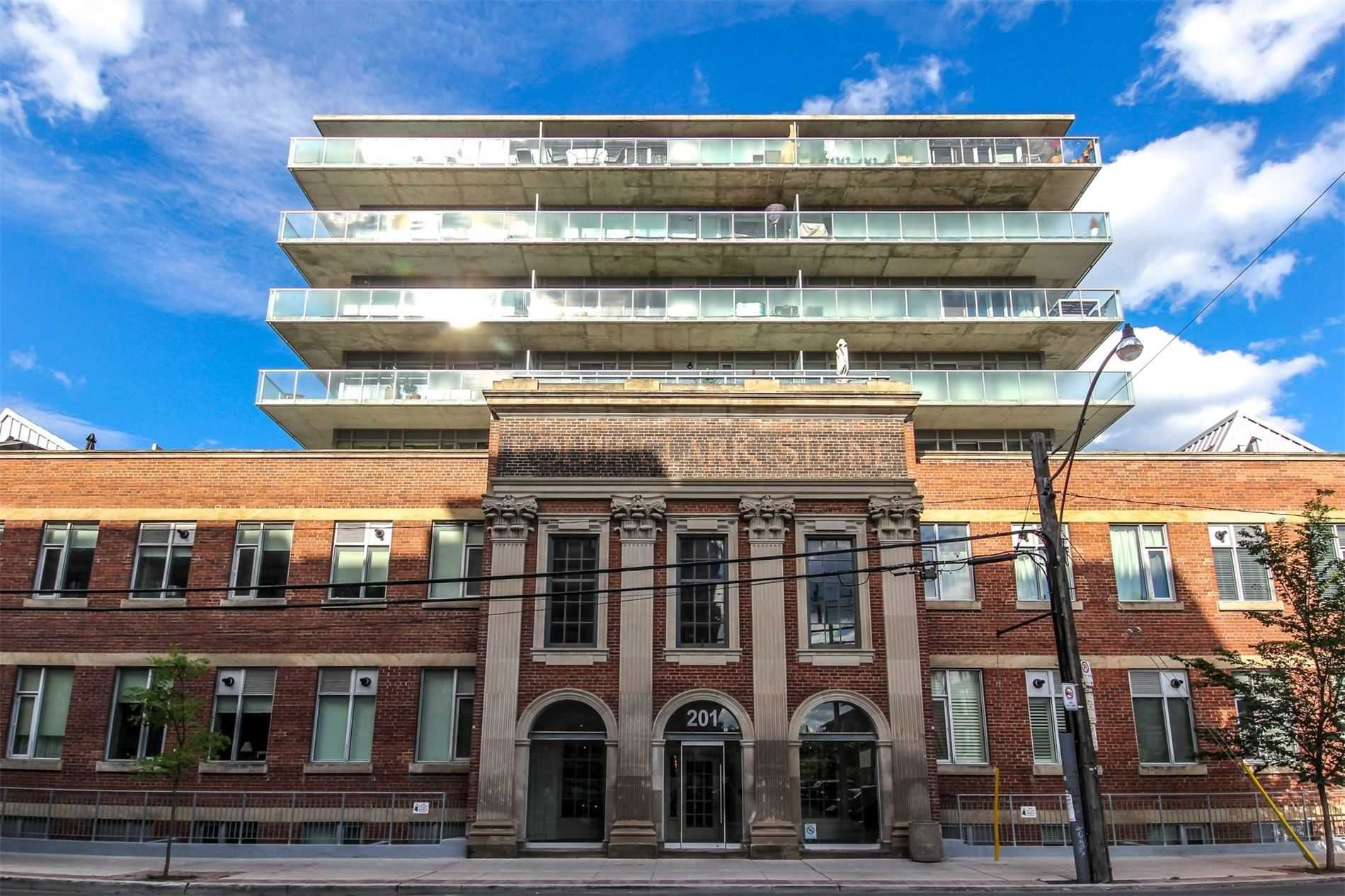 201 Carlaw Ave #146, Toronto, ON M4M2S3 - MLS#: E5277001