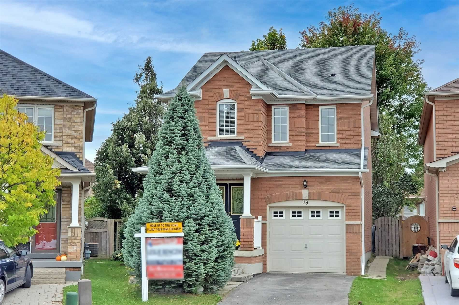 23 Rampart Cres, Whitby, ON L1P1T6 - MLS#: E5406041