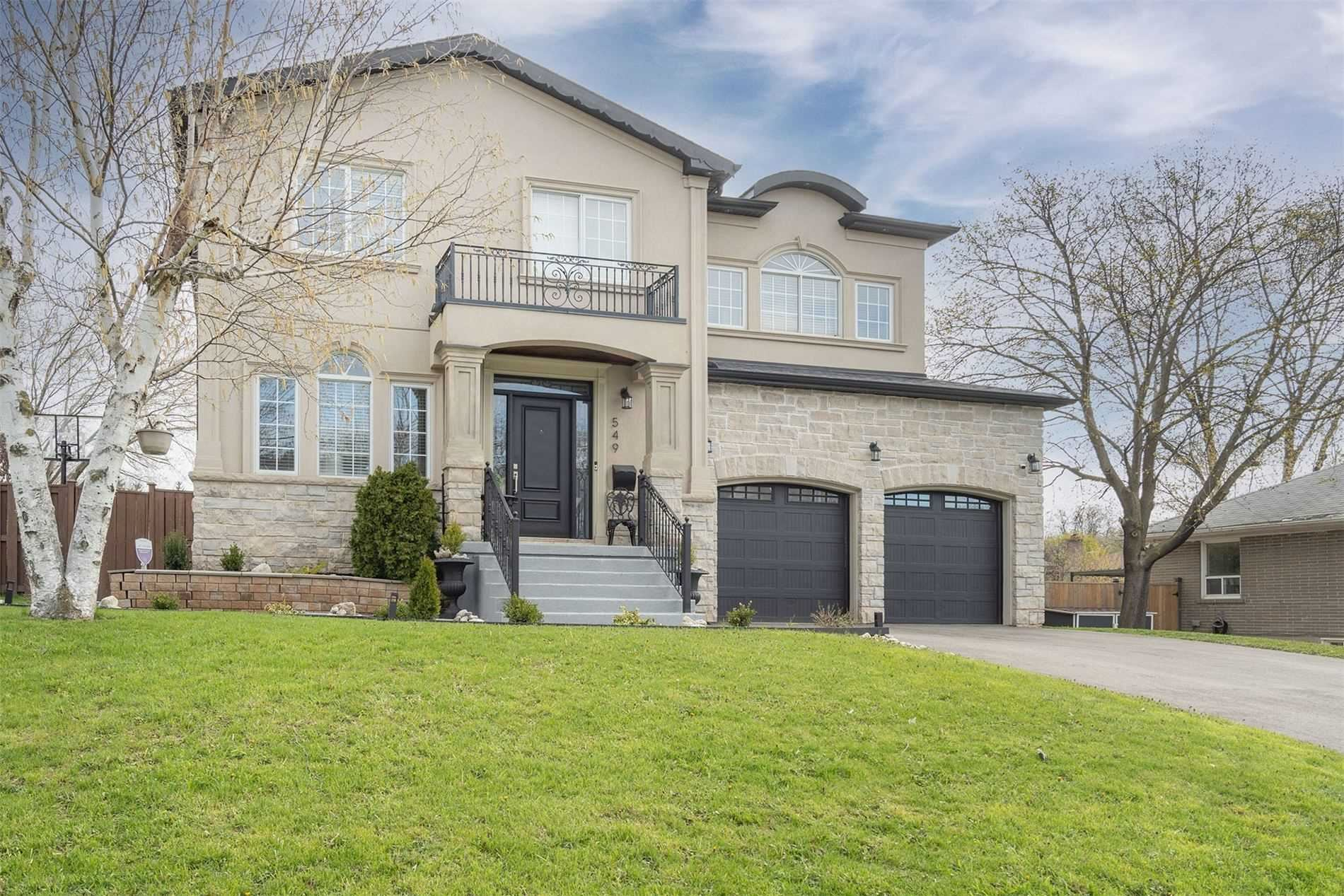 549 Weir Ave, Oakville, ON L6L 4X3 - MLS#: W5206080