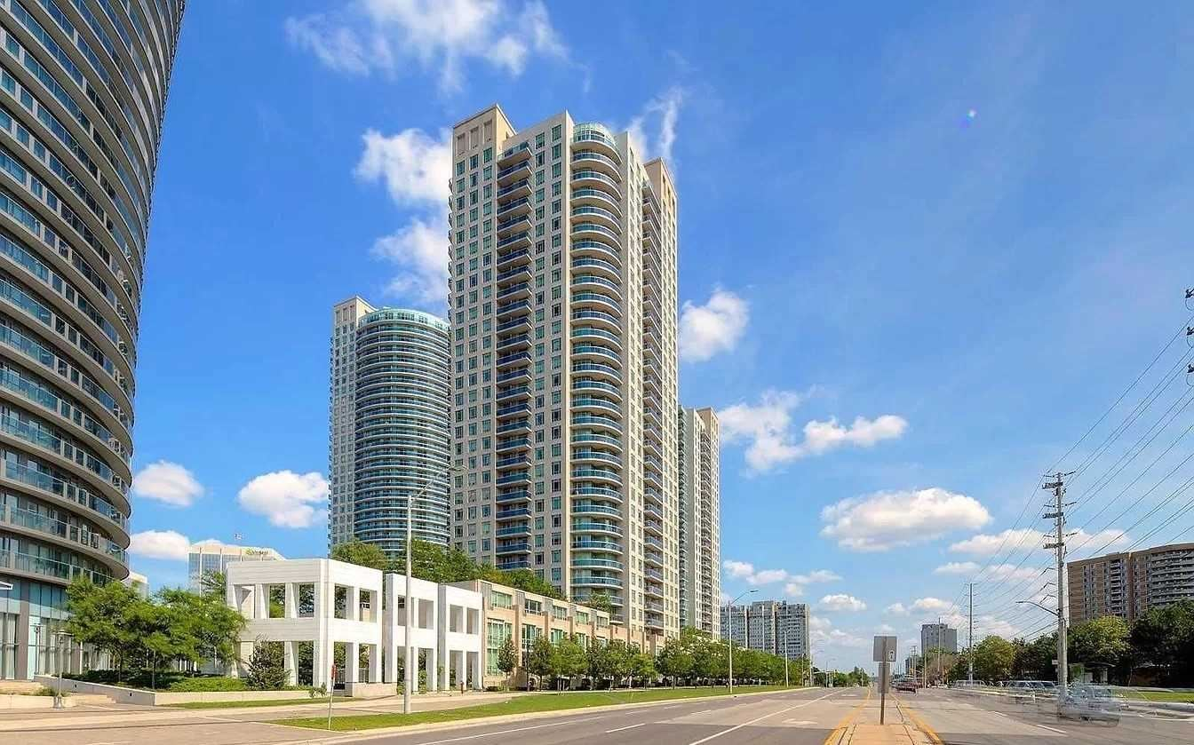 Photo of 70 Absolute Ave #1707, Mississauga, ON L4Z0A4 (MLS # W5326097)