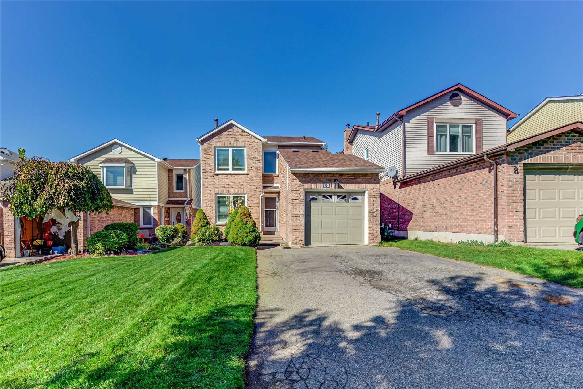 10 Janedale Cres, Whitby, ON L1N6Z5 - MLS#: E5412132