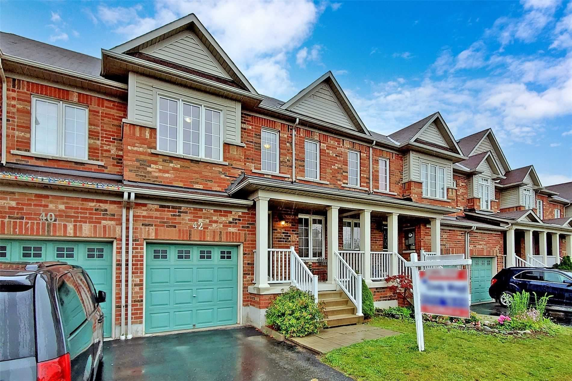 Photo of 42 Booker Dr, Ajax, ON L1Z0H4 (MLS # E5324161)