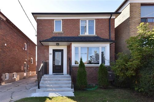 Photo of 39 Schell Ave #Lower, Toronto, ON M6E2S7 (MLS # W5377167)