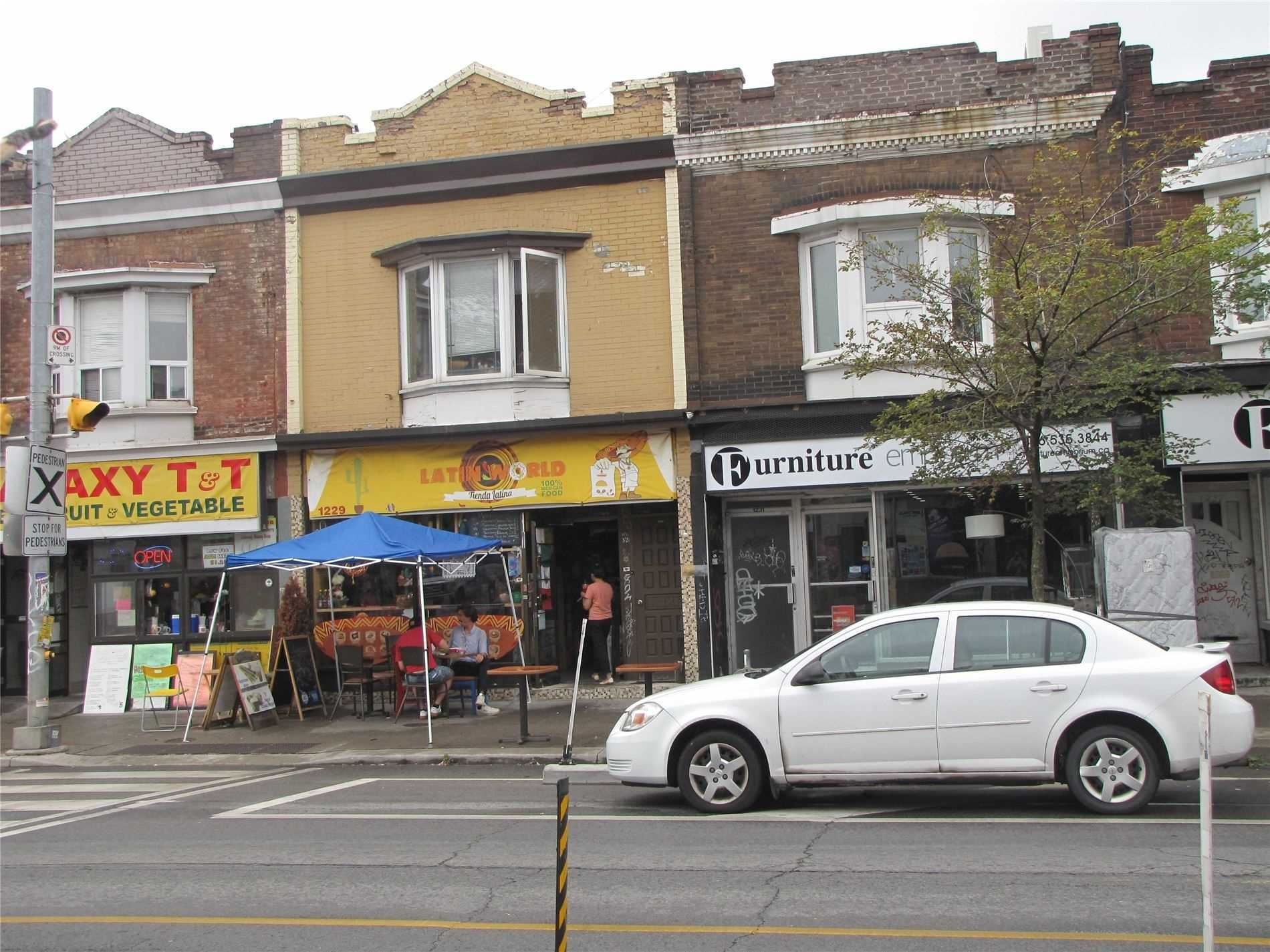 1229 Bloor St W, Toronto, ON M6H1N6 - MLS#: C5322171