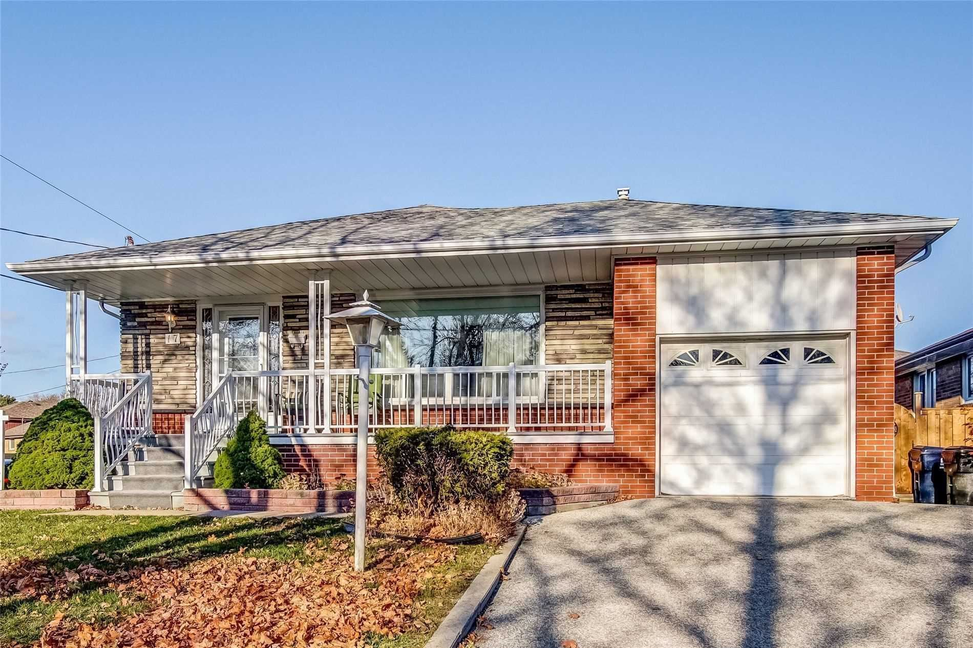 17 Arcade Dr, Toronto, ON M9P2V8 - MLS#: W5087174