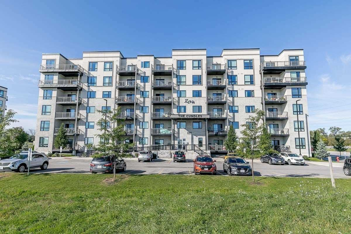 295 Cundles Rd E #406, Barrie, ON L4M 4S5 - MLS#: S5361186