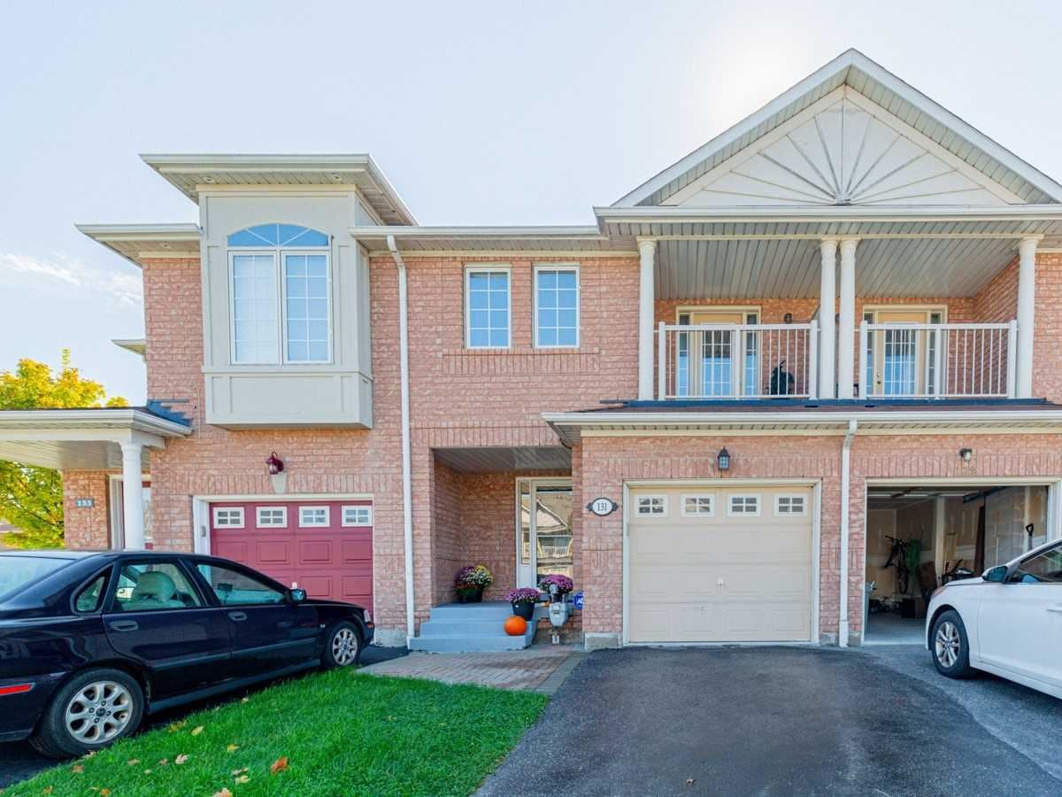 131 Angier Cres, Ajax, ON L1S7R5 - MLS#: E5402213