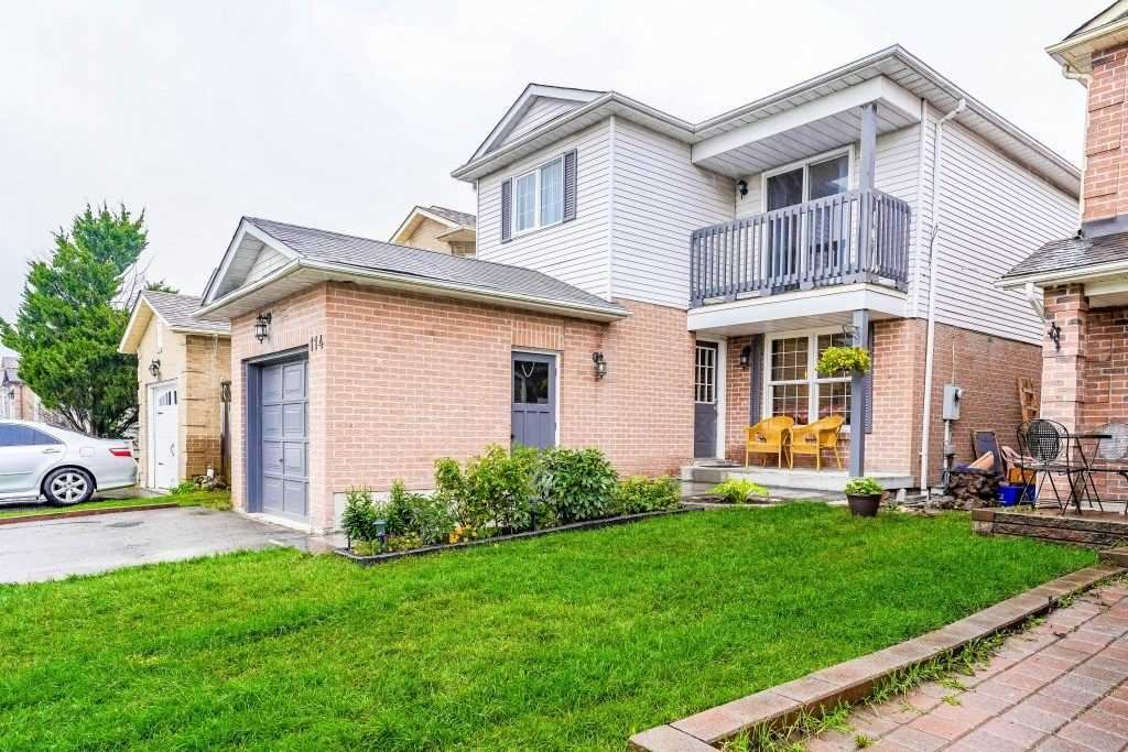 Photo of 114 Reed Dr, Ajax, ON L1S6T5 (MLS # E5324228)