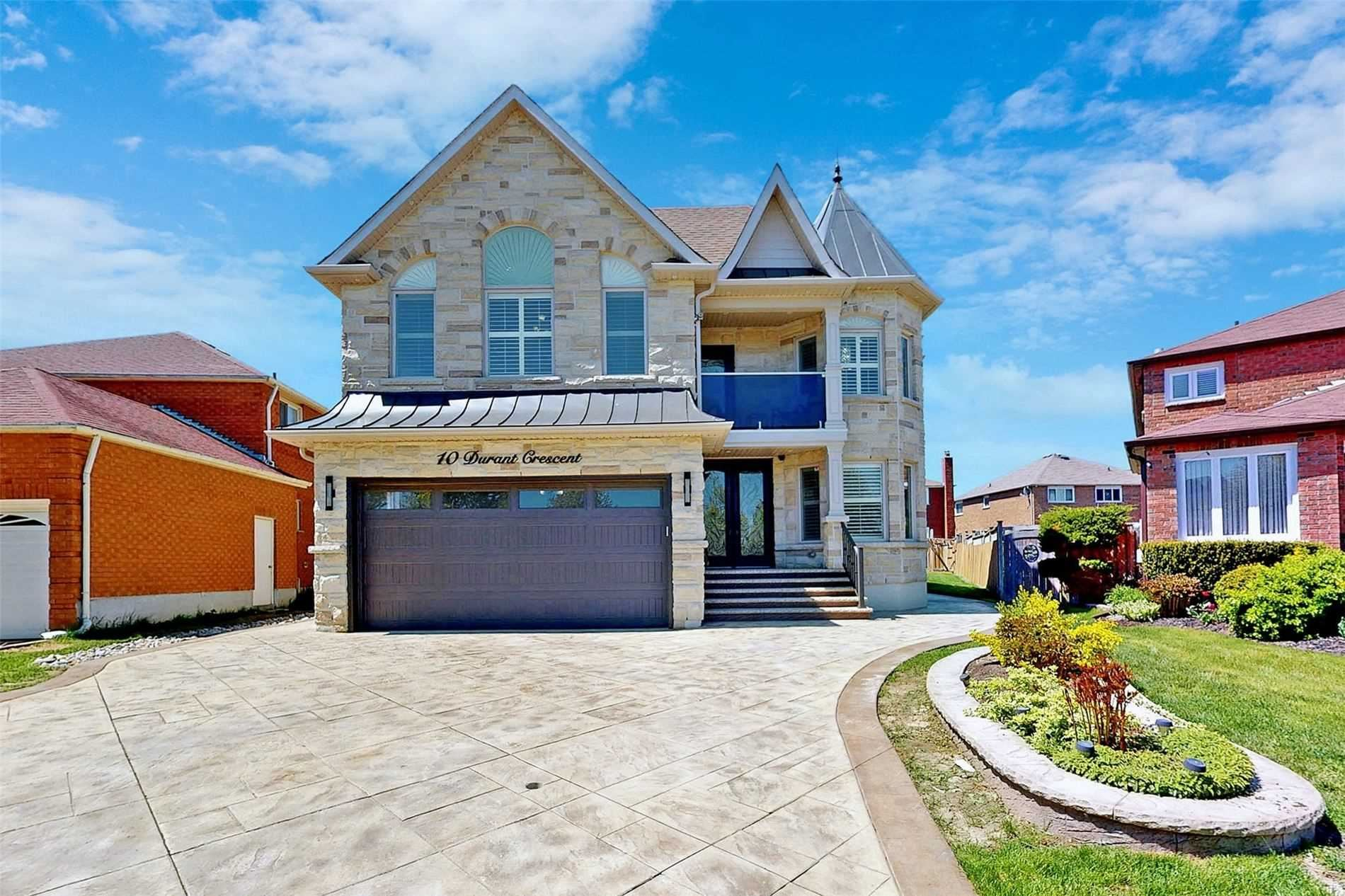 10 Durant Cres, Markham, ON L3S3A2 - MLS#: N5262268