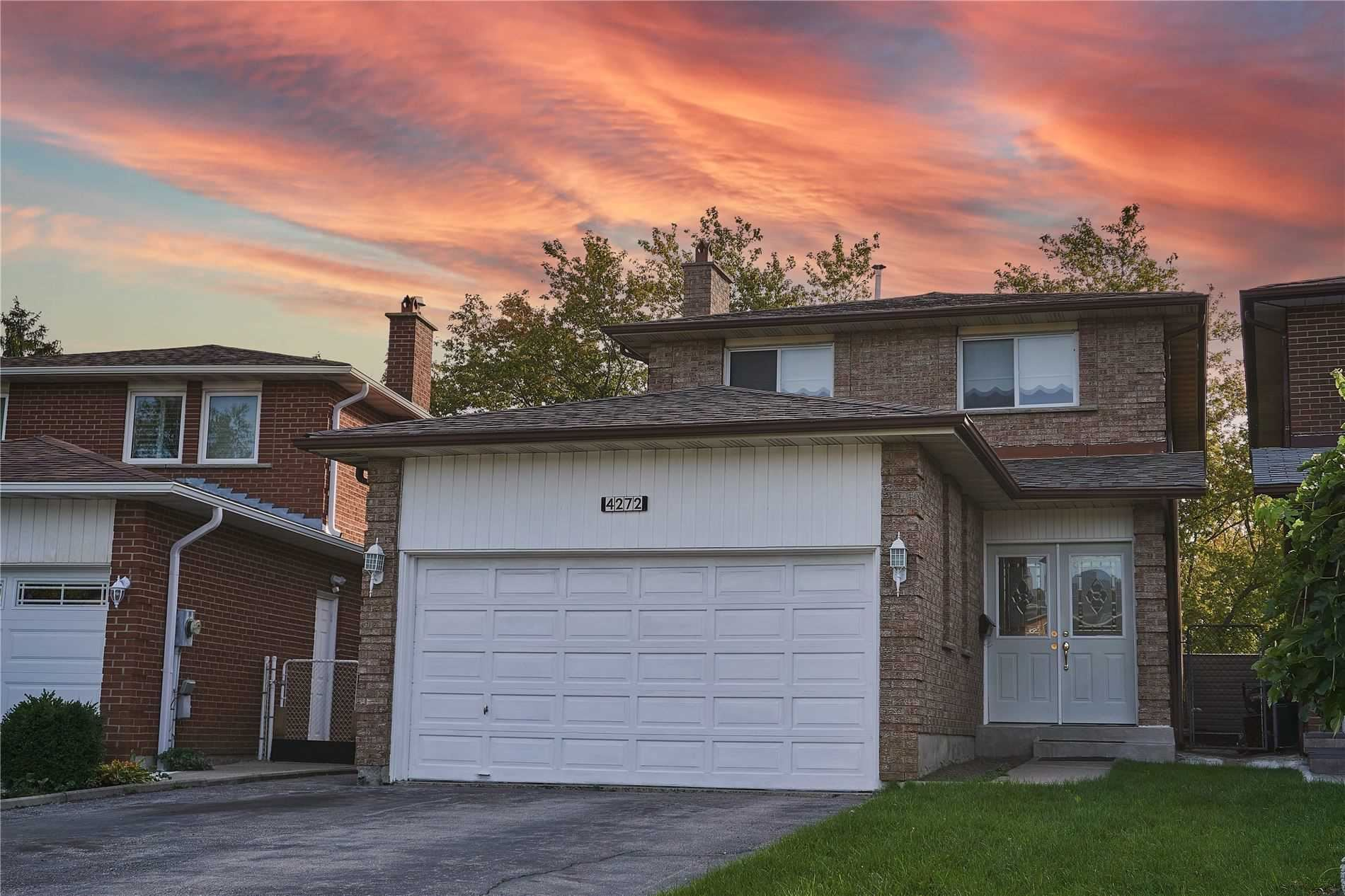 4272 Greybrook Cres, Mississauga, ON L4W3G7 - MLS#: W5393282