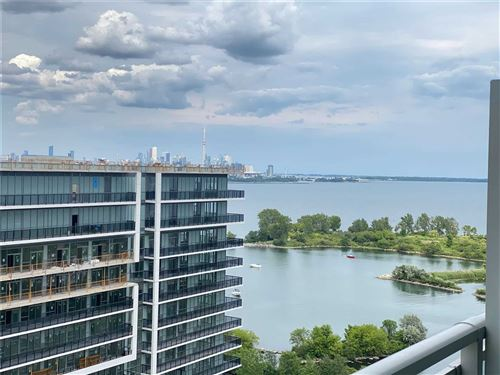 Photo of 33 Shore Breeze Dr #1706, Toronto, ON M8V1A1 (MLS # W5321302)