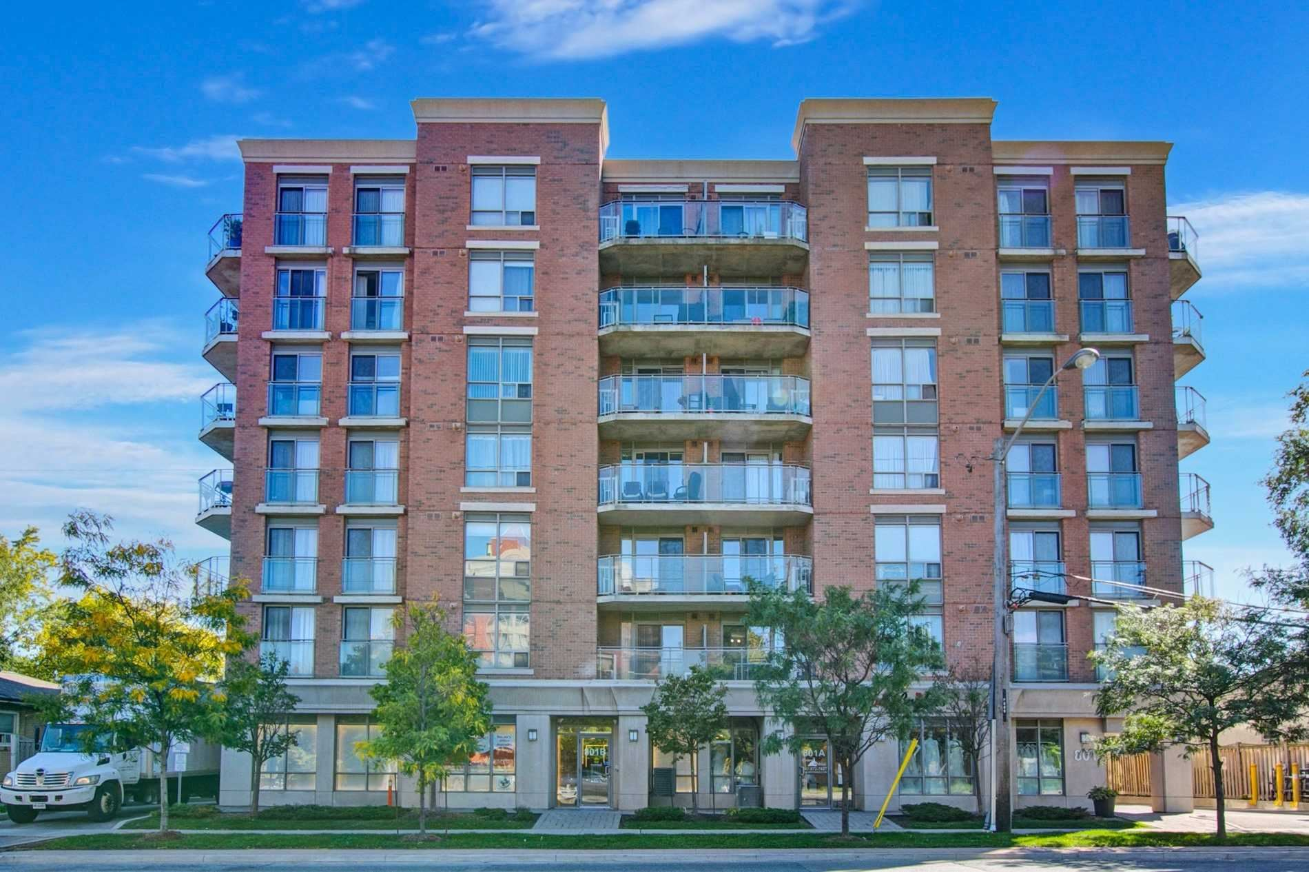 801 Sheppard Ave W #606, Toronto, ON M3H2T3 - MLS#: C5386342