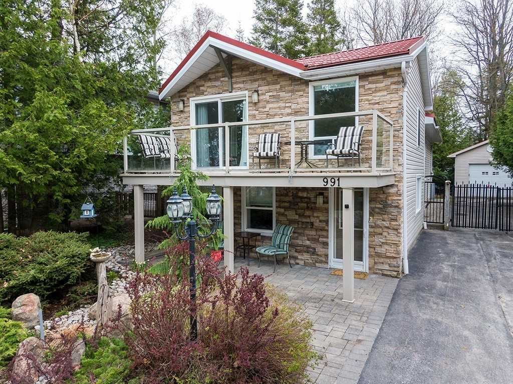 991 Shore Lane, Wasaga Beach, ON L9Z2B4 - MLS#: S5224369