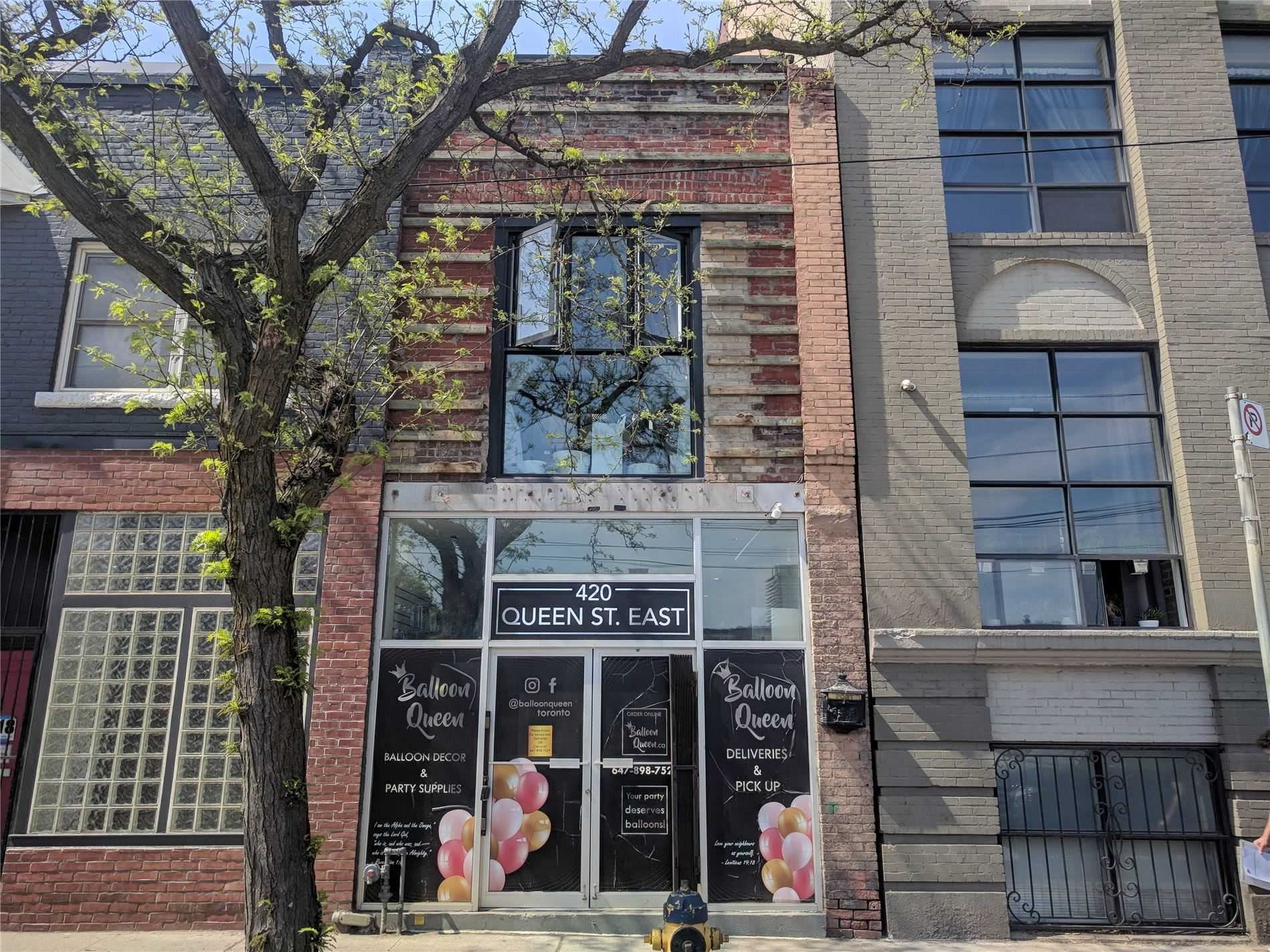 420 Queen St E, Toronto, ON M5A1T4 - MLS#: C5245395