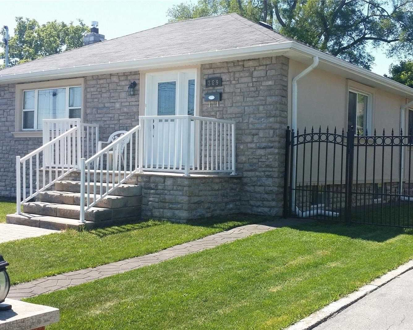 389 Marf Ave, Mississauga, ON L5G1T2 - MLS#: W5329412