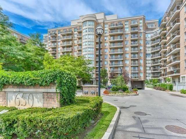 650 Lawrence Ave W #605, Toronto, ON M6A 3E8 - MLS#: C5397534