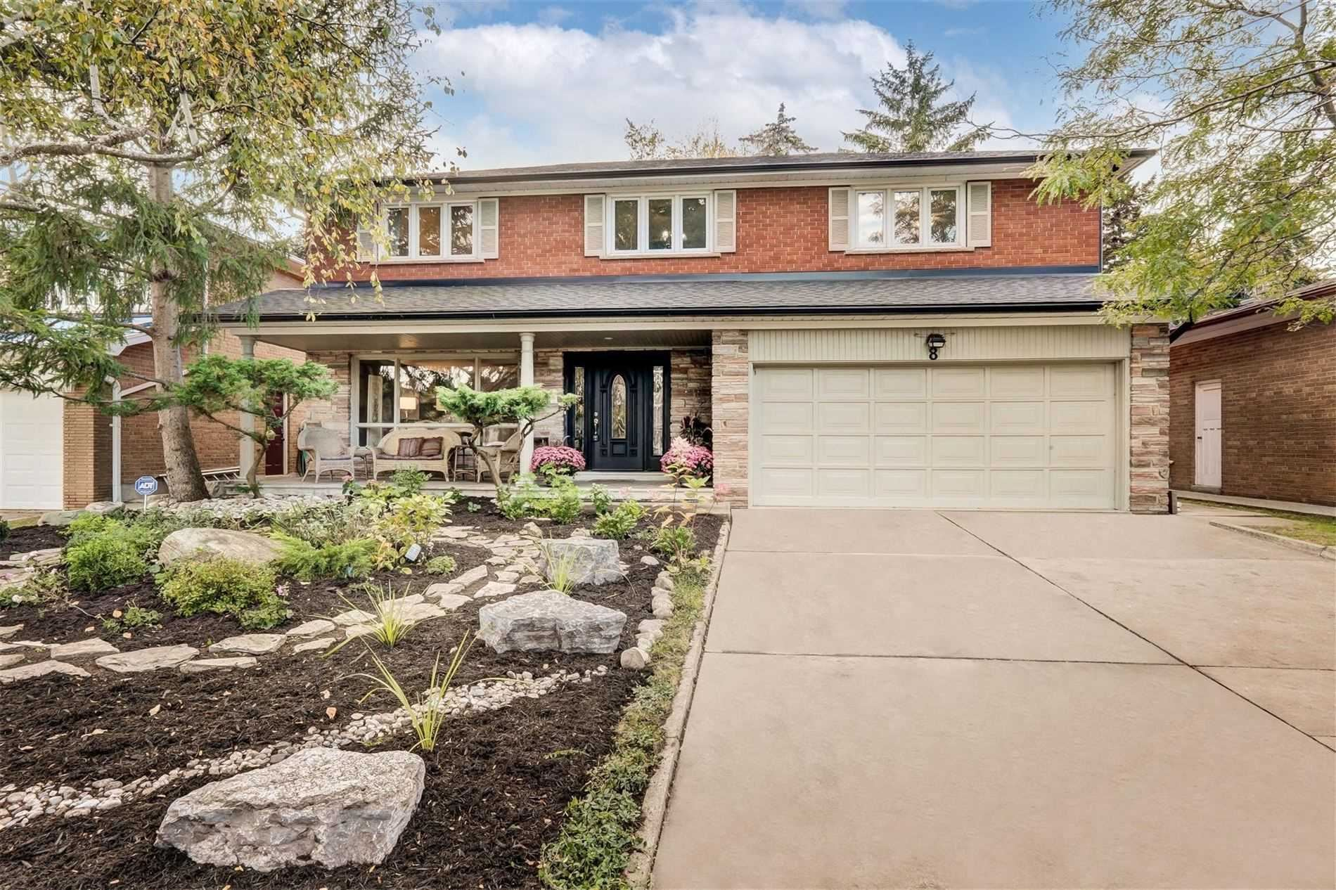 8 Bosworth Ave, Toronto, ON M9A4T5 - MLS#: W5408583