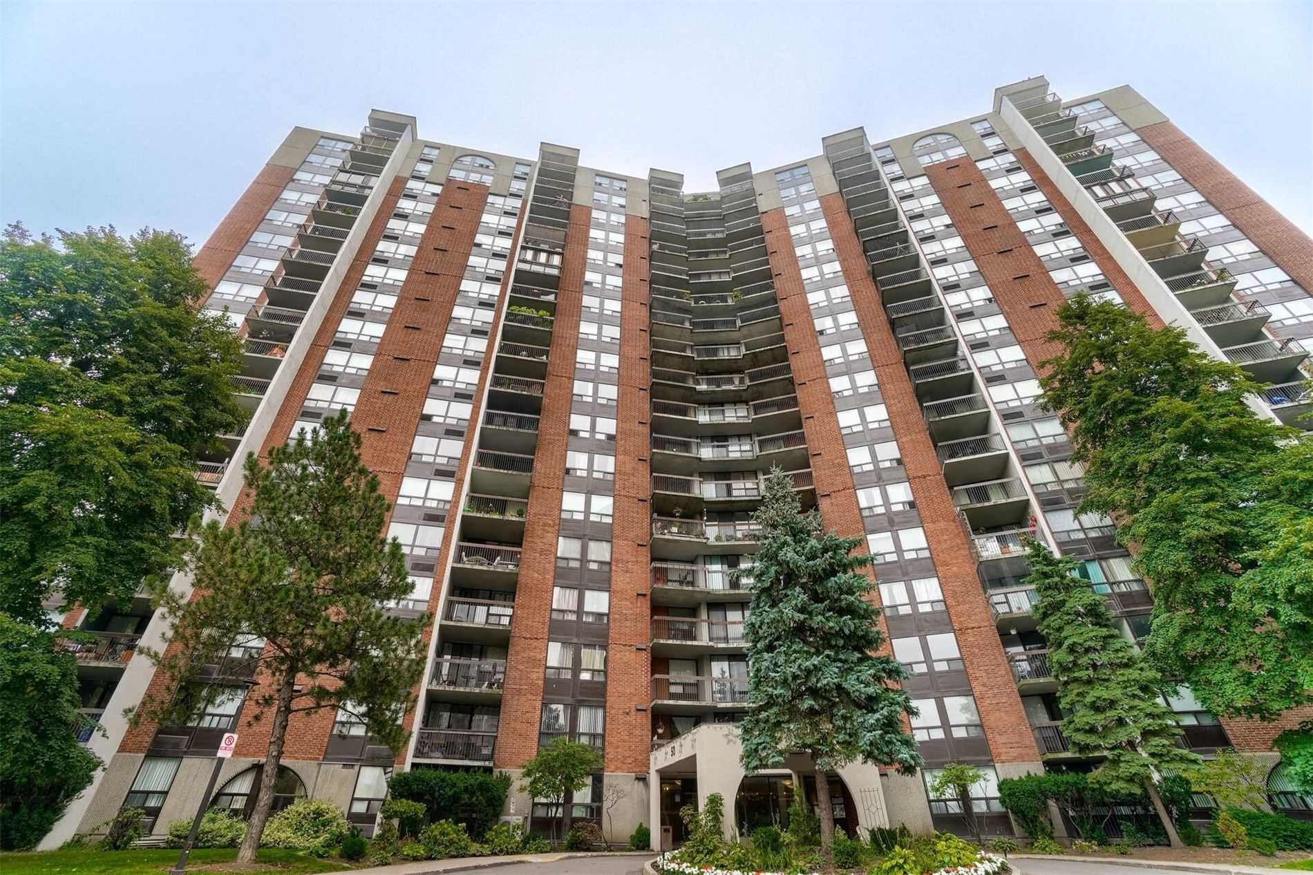 50 Mississauga Valley Blvd #517, Mississauga, ON L5A3S2 - MLS#: W5396628