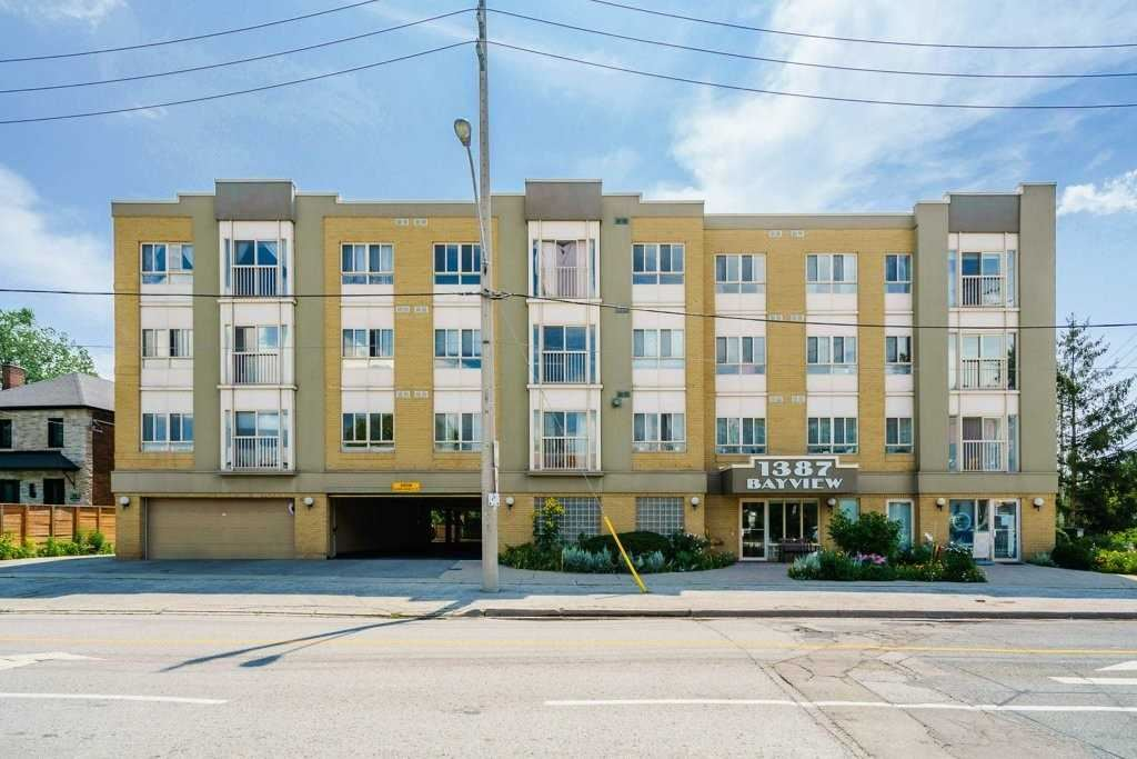 1387 Bayview Ave #302, Toronto, ON M4G3A5 - MLS#: C5339636