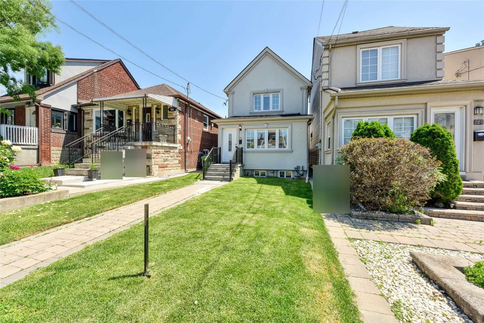 291 Boon Ave, Toronto, ON M6E4A2 - MLS#: W5271655