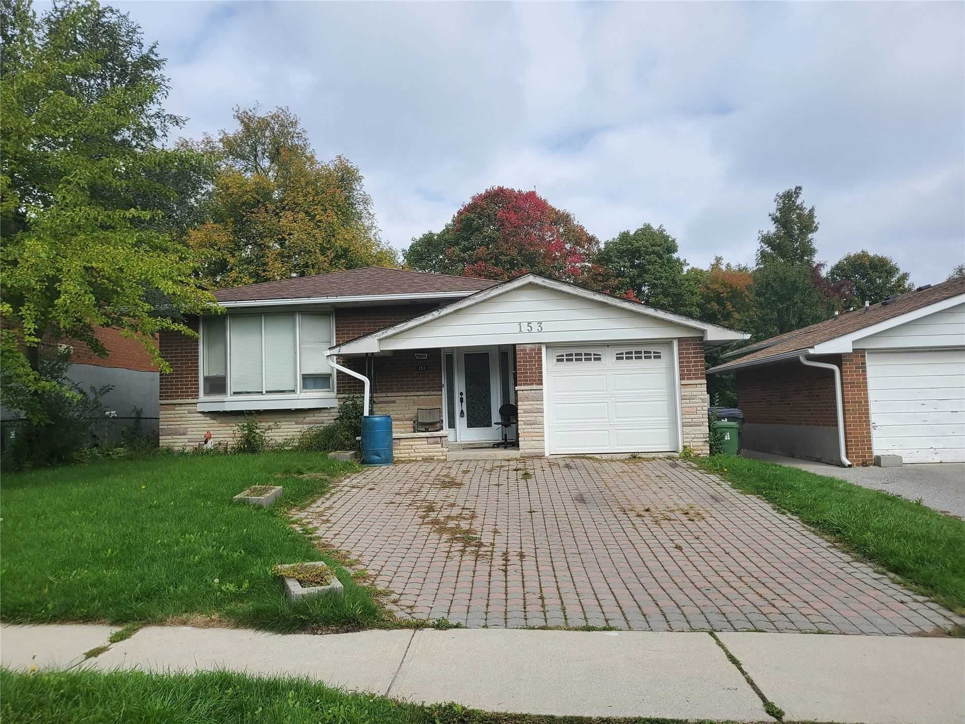 153 Thicketwood Dr, Toronto, ON M1J2A4 - MLS#: E5394680