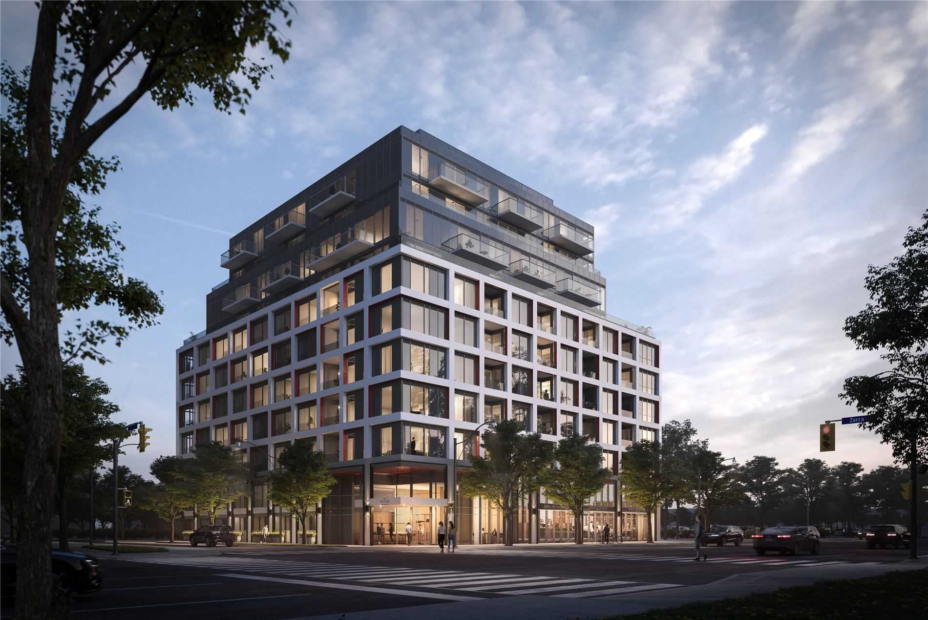 1197 The Queensway St #702, Toronto, ON M8Z1R7 - MLS#: W5237680