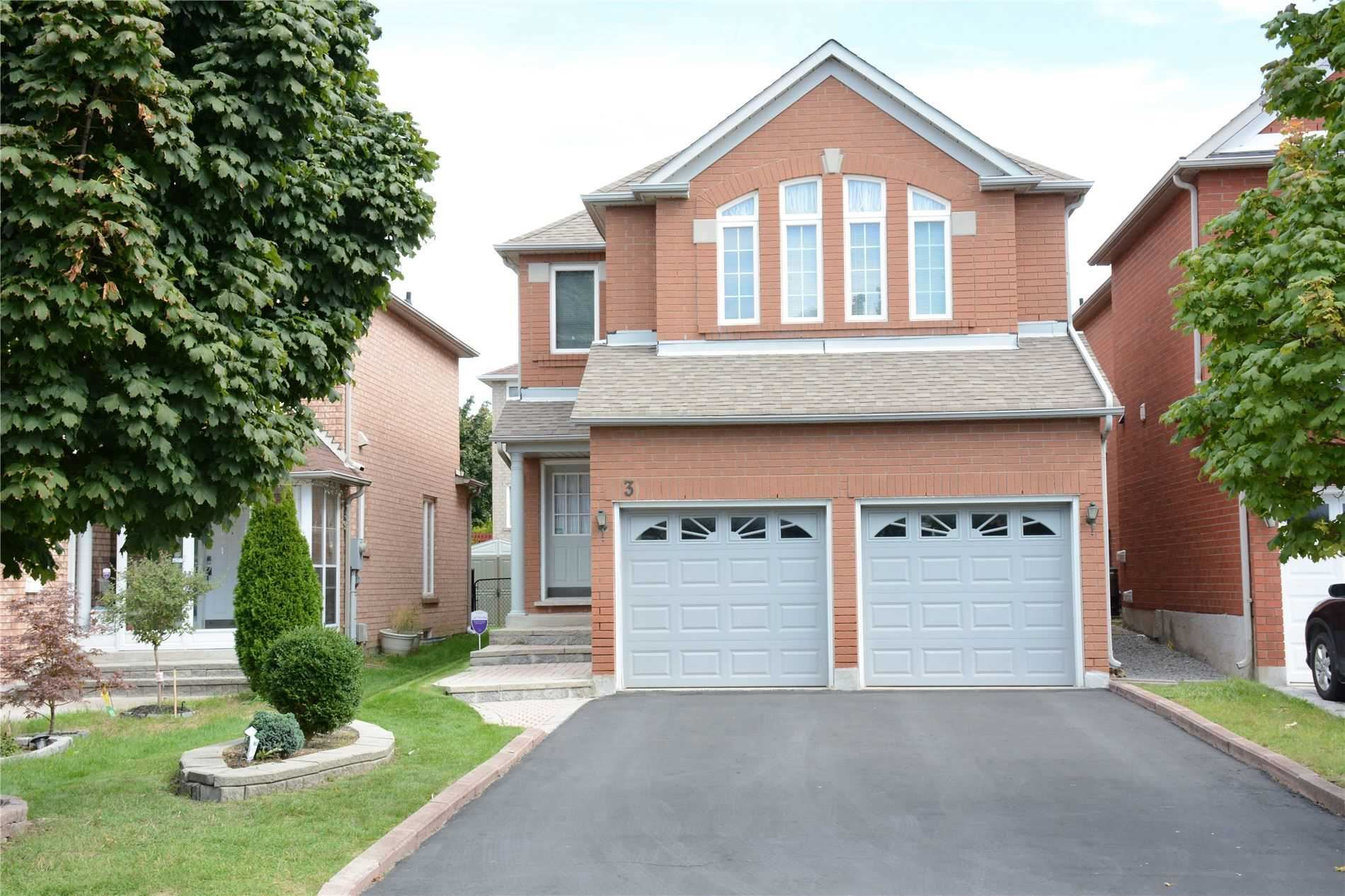3 Fortune Cres, Richmond Hill, ON L4S1S5 - MLS#: N5395682