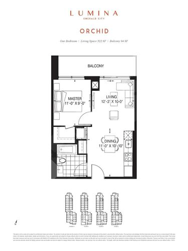 Photo of 36 Forest Manor Rd #319, Toronto, ON M2J1M5 (MLS # C5354685)