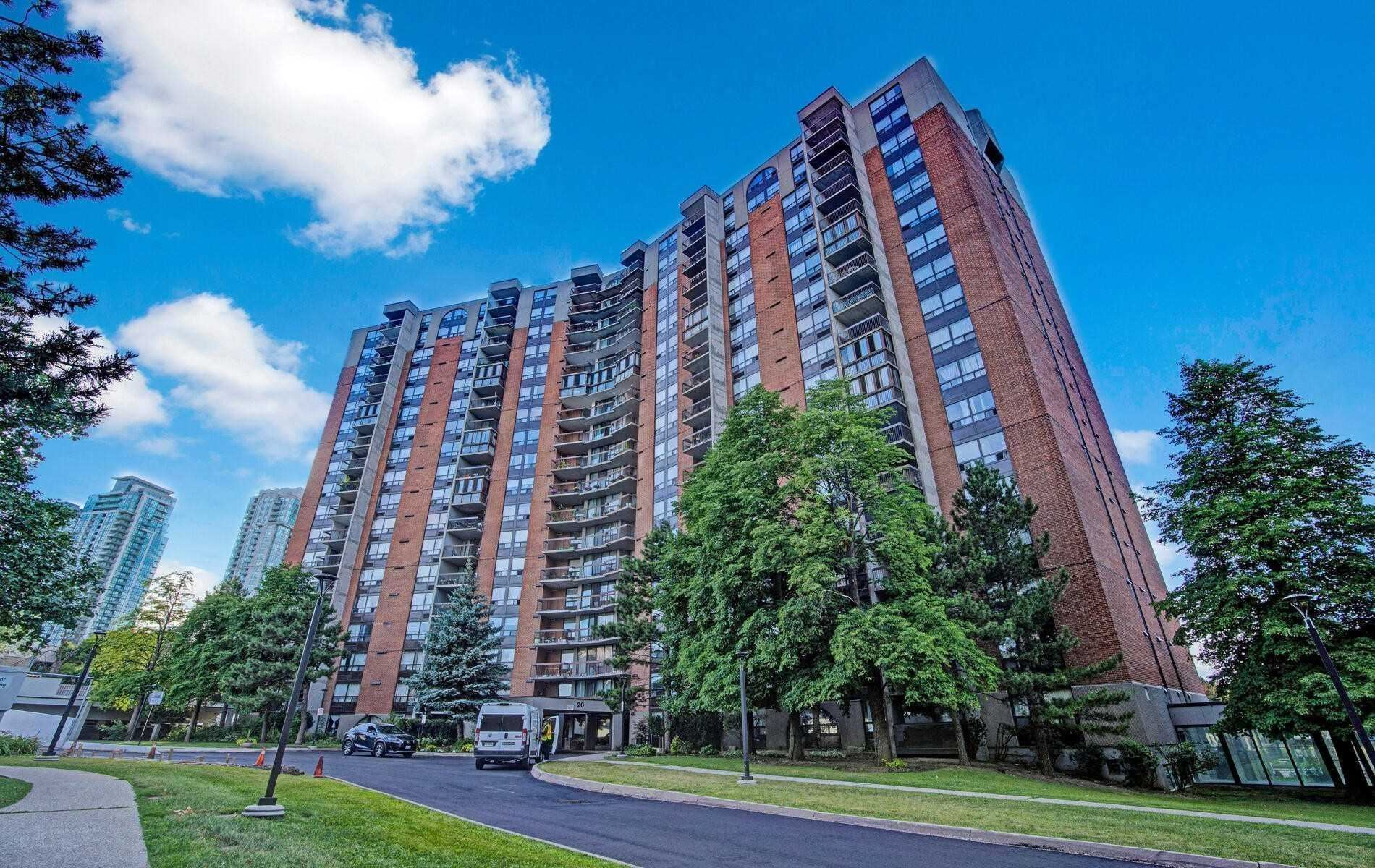 20 Mississauga Valley Blvd #1110, Mississauga, ON L5A3S2 - MLS#: W5391688