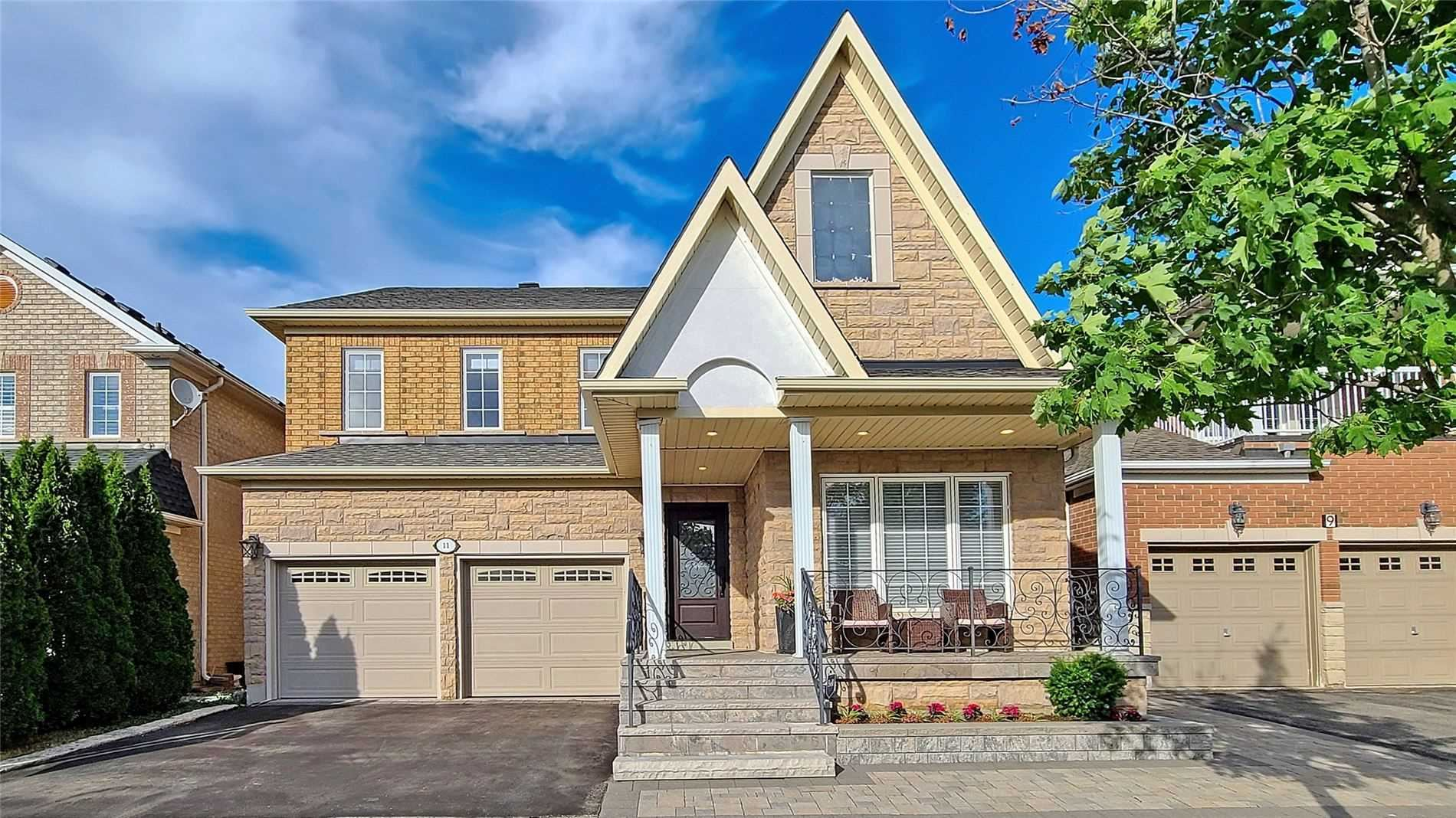 11 Alfred Paterson Dr, Markham, ON L6E1K4 - MLS#: N5277773