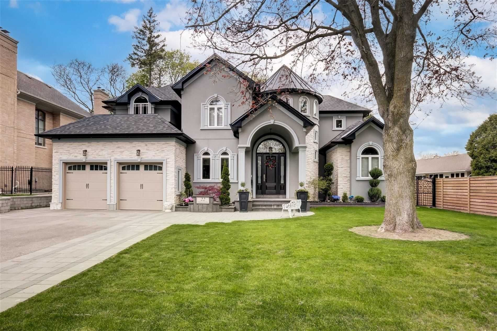 22 Palace Arch Dr, Toronto, ON M9A2S1 - MLS#: W5398803